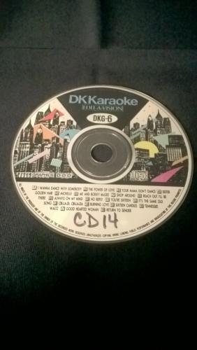 Karaoke CD, DKG-6