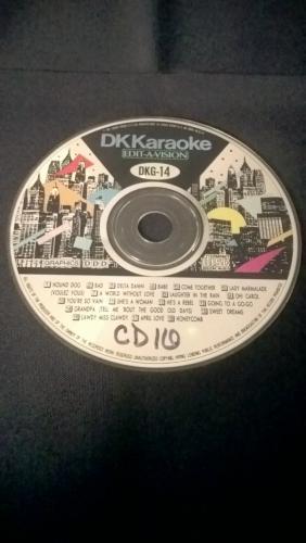Karaoke CD, DKG-14
