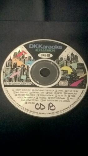 Karaoke CD, DKG-18