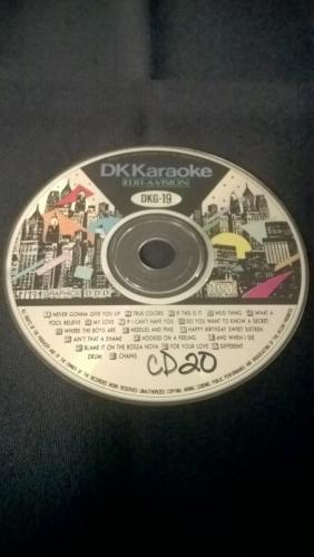 Karaoke CD, DKG-19