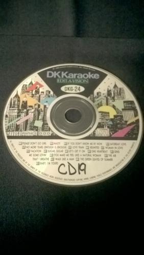 Karaoke CD, DKG-24