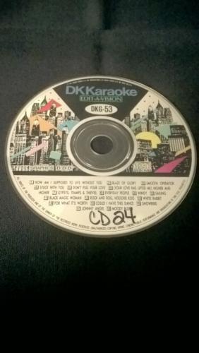 Karaoke CD, DKG-53