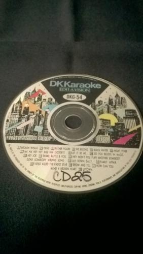 Karaoke CD, DKG-54
