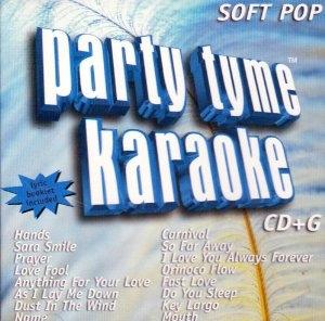 Karaoke CD, Soft Pop