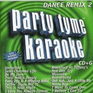 Karaoke CD, Dance Remix 2