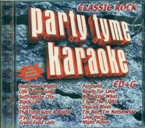 Karaoke CD, Classic Rock