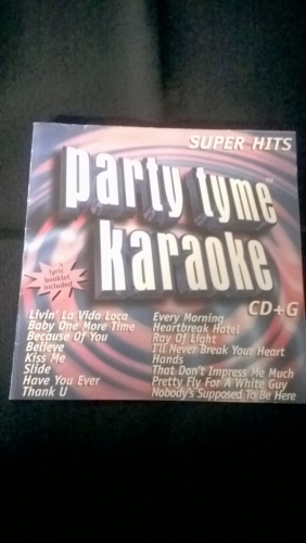 Karaoke CD, Super Hits 1