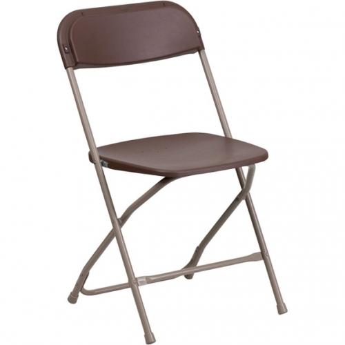 Chairs- Brown & Tan