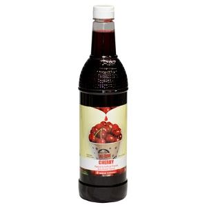 1-qt. Bottle of Sno-Kone® Flavor - Cherry