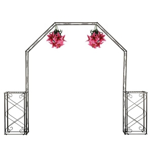 Koch Originals Convertible Wedding Arch w/ Two Columns