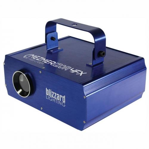 Mezmerizor 4FX RGB Lazer With 3D Effects