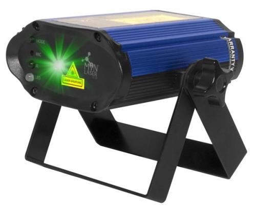 dMini Laser Effect Starfield Pattern