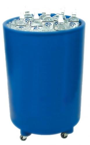 Party Cooler I, Blue