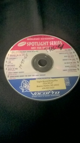 Karaoke CD, Pop Classics