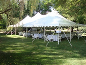 15% Off Tent Rentals