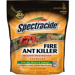 Spectracide® Fire Ant Killer Mound Destroyer™ Granules