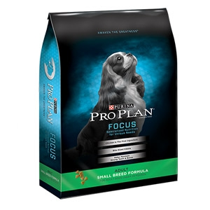 Pro Plan® Focus Adult Small Breed Formula