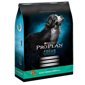 Pro Plan® Focus Adult Giant Breed Formula