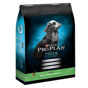 Pro Plan® Focus Puppy Small Breed Formula