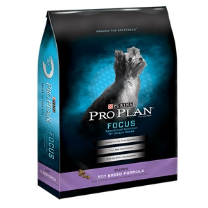 Pro Plan® Focus Puppy Toy Breed Formula