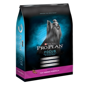 Pro Plan® Focus Adult Toy Breed Formula