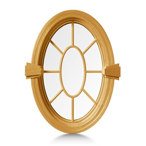 Andersen 400 Series Oval Specialty Window