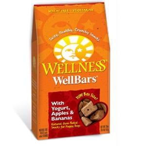 Well Bars® - Yogurt, Apple & Banana Flavor Dog Treats