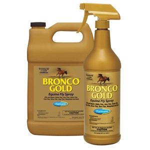 Bronco® Gold Equine RTU Fly Spray