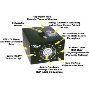 Ozone Air Purification Machine