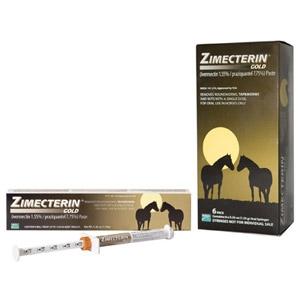 Zimecterin® Gold Equine Dewormer
