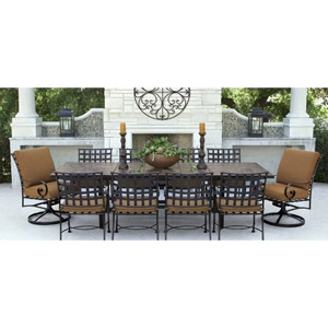'Classico' Patio Furniture and Table Collection