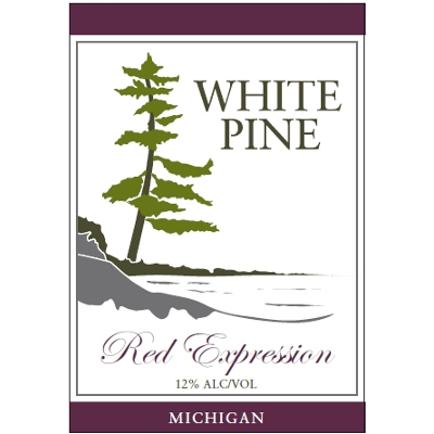 White Pine Winery 'Red Expression'