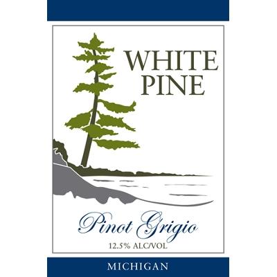 White Pine Winery 'Reserve Pinot Grigio'