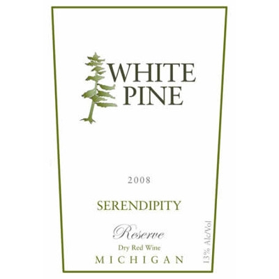 White Pine Winery 'Reserve Serendipity'