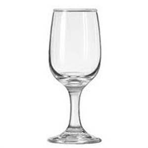 Libbey Embassy Glassware , White Wine Glass 6 oz