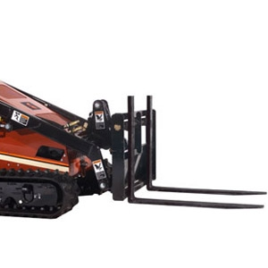 Ditch Witch Pallet Forks (for track loader)
