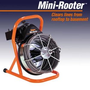 Mini Rooter, Snake