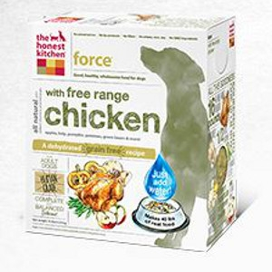 The Honest Kitchen Force Dog Food
