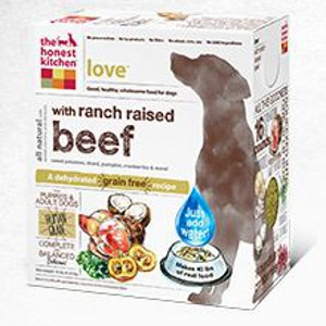 The Honest Kitchen Love Dog Food