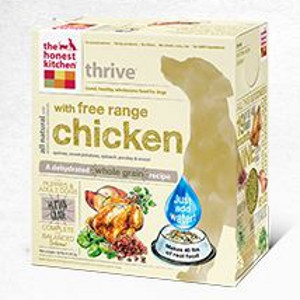 The Honest Kitchen Thrive Dog Food