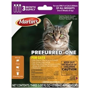 Martin's® PREFURRED® ONE for Cats