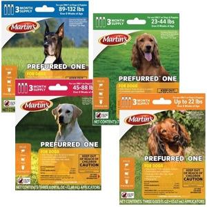 Martin S Prefurred Plus For Dogs