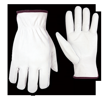 CLC® Work Gear Top Grain Cowhide Driver Work Gloves