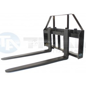 Skid Steer Pallet Fork Attachment - 42