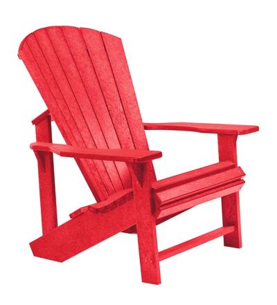 Recycled Plastic Adirondak Chair