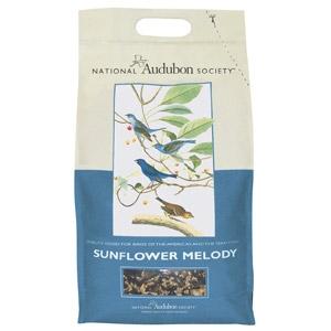 National Audubon® Songbird Sunflower Melody Bird Seed