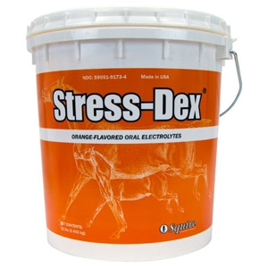 Stress-Dex® Powder Oral Electrolytes for Horses