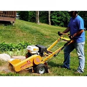 13 hp Mini Work-Force Stump Cutter