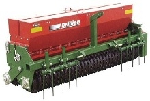Brillion Drill Seeder
