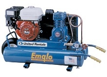 5HP Gas Powered Air Compressor